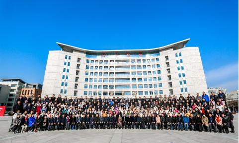 首届全国跨境电子商务教育大会在河南经贸职业学院隆重召开