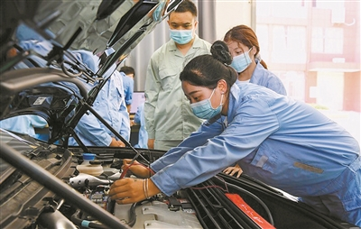 宁波:推进技工院校和高职院校互通融合